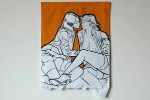 Image of envelope ladies