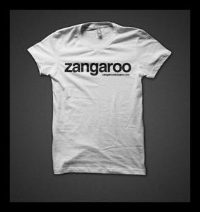 Image of Classic Zangaroo (White)
