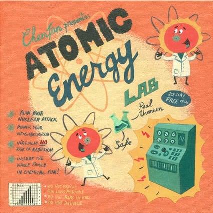 Image of Atomic Energy