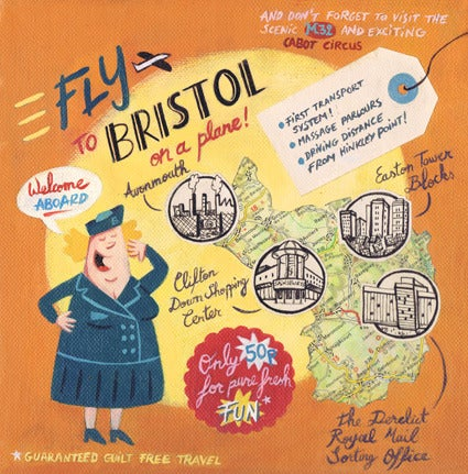 Image of Fly to Bristol
