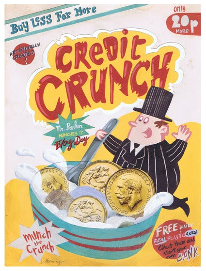 Image of Credit Crunch