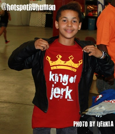 Image of KING OF JERK (USC)