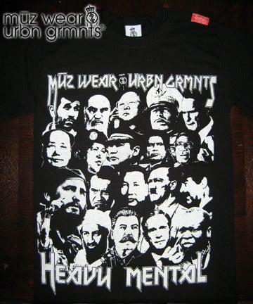 "Image of ""Heavy Mental"" Tee"