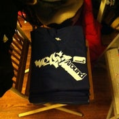 Image of World Around 'Classic' Tee - Navy