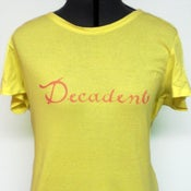 Image of Decadent Tee