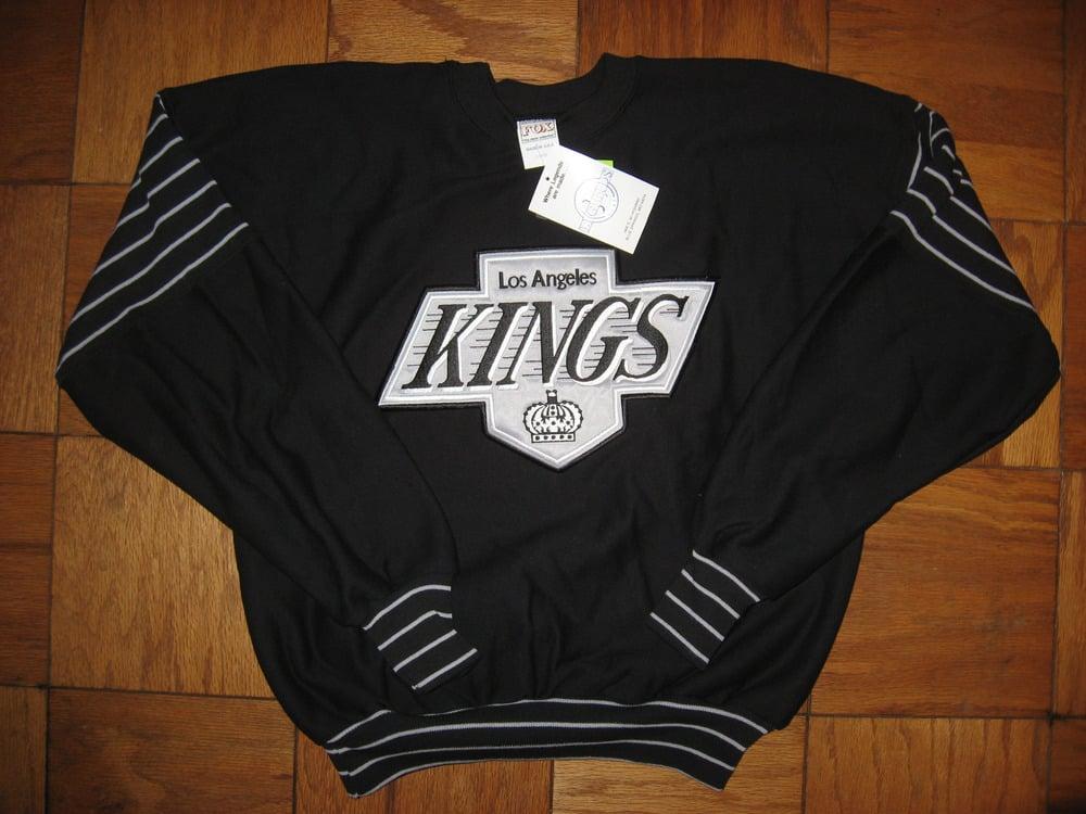 Image of VINTAGE LOS ANGELES LA KINGS SWEATSHIRT BY LEGEND