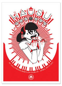 Image of Hausu by Mark Wickham