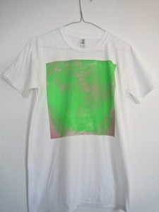 Image of BANJO TEE GREEN/PINK