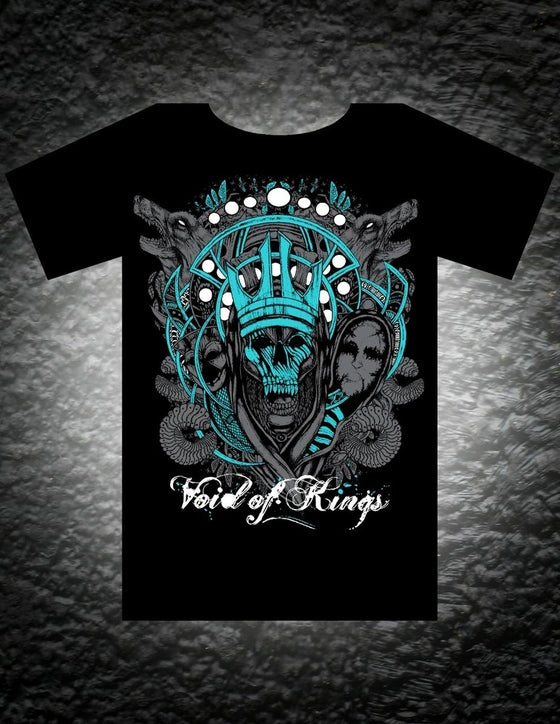 Image of Crowned Skull Tee