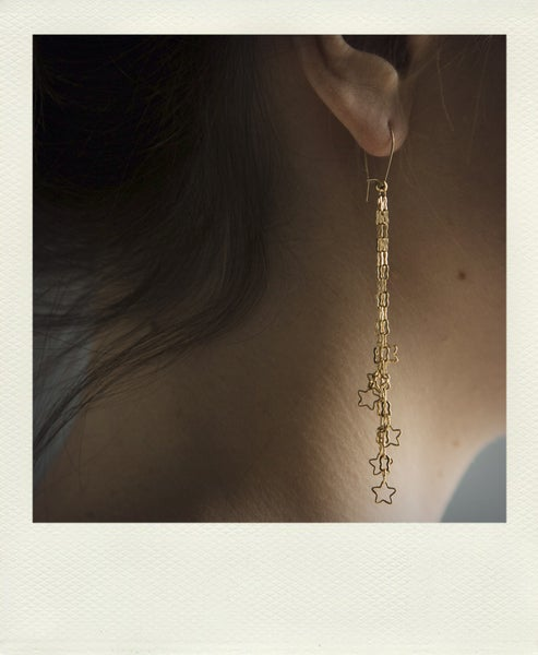 Image of Boucle d'Oreille Milky