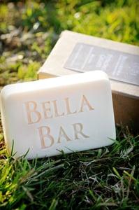 Image of AU NATUREL Bella Bath Bar