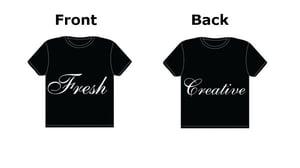 Image of Fresh Creative shirt