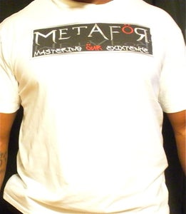 "Image of White ""Metafor"""