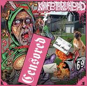 "Image of Knifethruhead / Casket Blaster Split 7"""