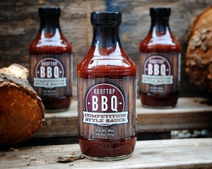 Image of Rooftop BBQ - Competition Style Sauce