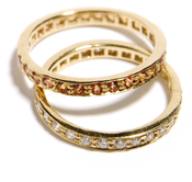 Image of Eternity Bands