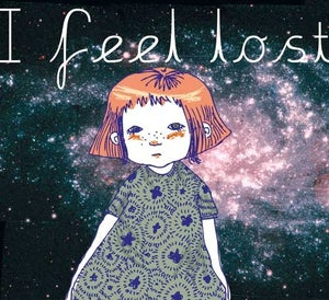 "Image of Ilustración ""I feel Lost"""
