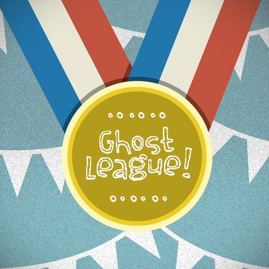 Image of Ghost League Font