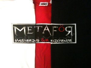 """Image of Red """"Metafor"""""""