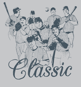 "Image of Yankees ""Classic"" Tee"