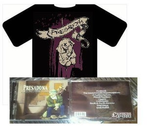 Image of CD & T-Shirt Package