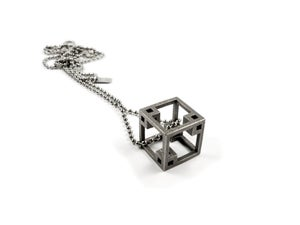 Image of CUBE PENDANT