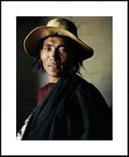 "Image of ""Khampa"" Print 63 cm x 52 cm"