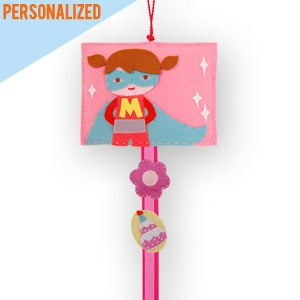 Image of hero hair clip & ponytail holder