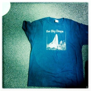 Image of The Sky Drops 2011 Tshirt