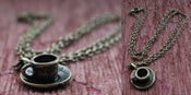 Image of Teacup necklace