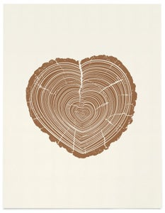 Image of Heartwood Poster