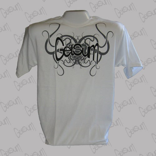 Image of White-GETSUM/WKC SHIRT