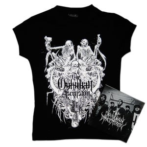 Image of Divine Desolation [Girls] + Demo CD