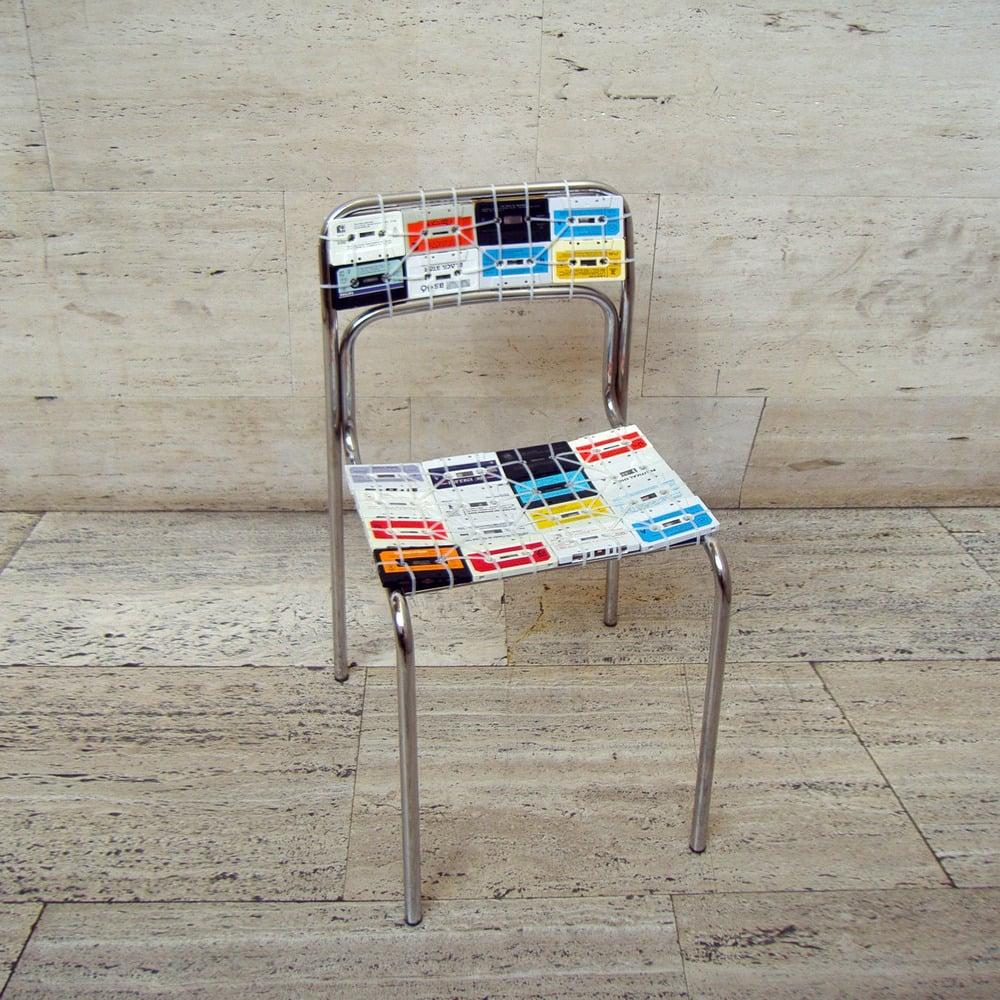 Nostalgic chair