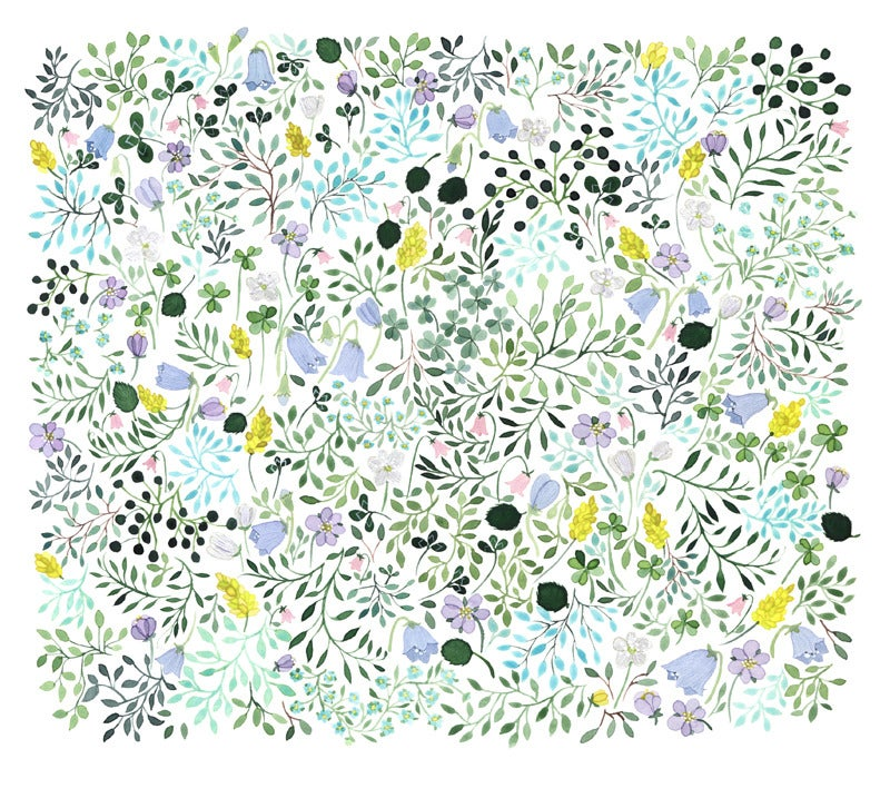 Image of In Meadow -print