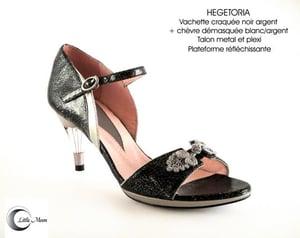 Image of HEGETORIA Noir Argenté