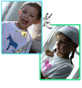 Image of Tee-shirt enfants