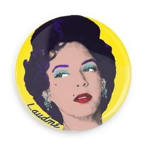 Image of Dorothy Pop Art Pin