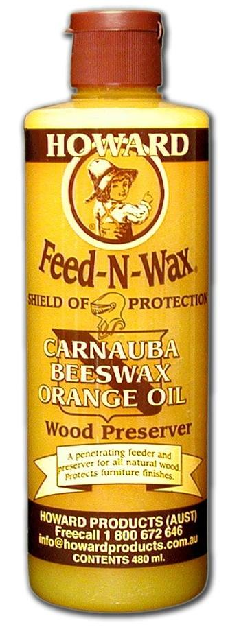 Image of FEED -N- WAX