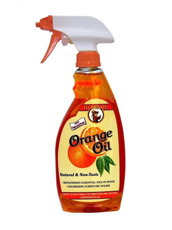 Image of ORANGE OIL