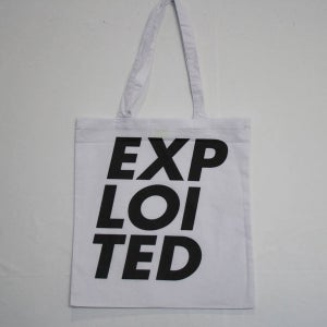 Image of Exploited - Ghetto Magic Bag - Capital Letters