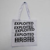 Image of Exploited - Ghetto Magic Bag - Stencil