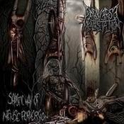 Image of PERVERSE MOLESTATION - Sadistic Way Of Intense Perversion CD