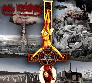 Image of ANAL NOSOROG - Gazavat / Condom Of Hate DIGI-CDs