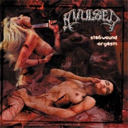 Image of AVULSED-Stabwound Orgasm DIGI-CD/Reanimations CD/Nullo Digi