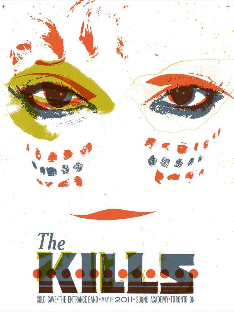Image of The Kills Toronto