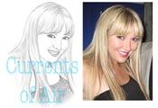 Image of Custom Portrait for your Blog / Banner