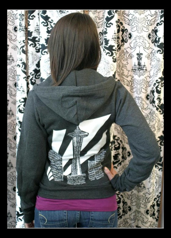Image of Seattleite Hoodie (Unisex)