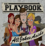 Image of The Playbook - All Jokes Aside (EP)
