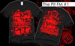Image of Jump In The Pit Shirt Black